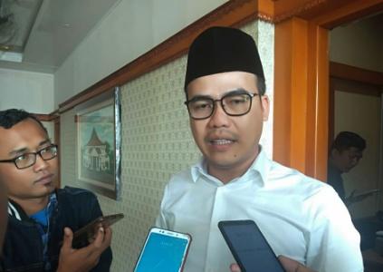 Ketua DPRD Kabupaten Bekasi Sementara, Aria Dwi Nugraha. FOTO: Istimewa/ Fakta Bekasi