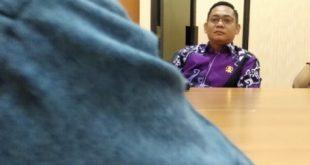 Ketua Fraksi Golkar Kabupaten Bekasi Asep Supria Atmaja. FOTO: Istimewa/ Fakta Bekasi.