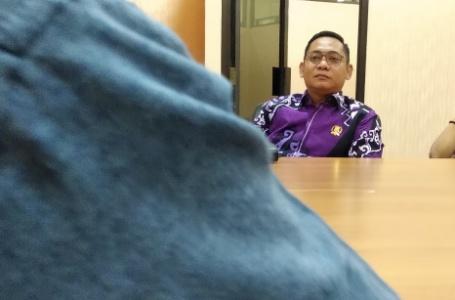 Anggota DPRD Fraksi Golkar Asep Supria Atmaja. FOTO: Istimewa/ Fakta Bekasi.