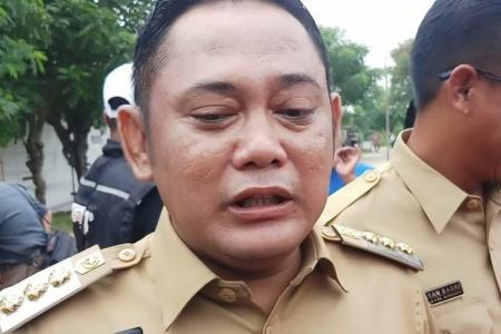 Bupati Bekasi Eka Supria Atmaja. FOTO: Istimewa/ Fakta Bekasi.